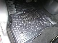 Водительский коврик в салон NISSAN Leaf (Avto-gumm)