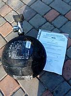 Баллон шар высокого давления 7,4 литра , рабочее 350 атм