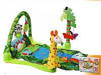 Развивающий игровой коврик Тропический лес Baby Gift