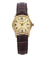 Женские часы CASIO LTP-V002GL-9BUDF оригинал