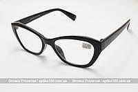 Небольшие очки для зрения с диоптриями (+). Лисички, фото 1