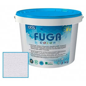 Затирка Atis  Fuga Color A 109/3кг светло-серый