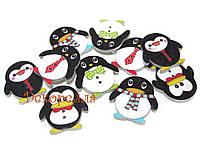 Пуговица, пингвин