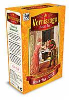 Черный крупнолистовой чай Vernissage в картонной пачке - OPA (90гр.)