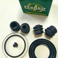Ремкомплект суппорта с ABS (4 пыльн напр + пыл+кольцо поршня) geely ck Frenkit(аналог)