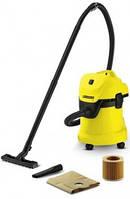 Пылесос для сухой уборки KARCHER WD3