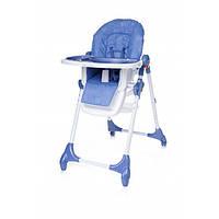 Детский стульчик для кормления 4Baby Decco blue