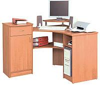 """Кутовий комп'ютерний стіл Омега Сокме / Угловой компьютерный стол """"Омега"""" Сокме"""