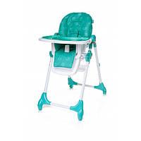 Детский стульчик для кормления 4Baby Decco turkus