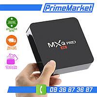 MXQ Pro 4K TV Бокс Android 5.1 Мощная ТВ Приставка