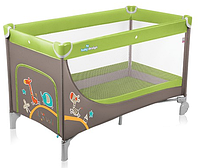 Кровать-манеж Baby Design Simple 04 2014