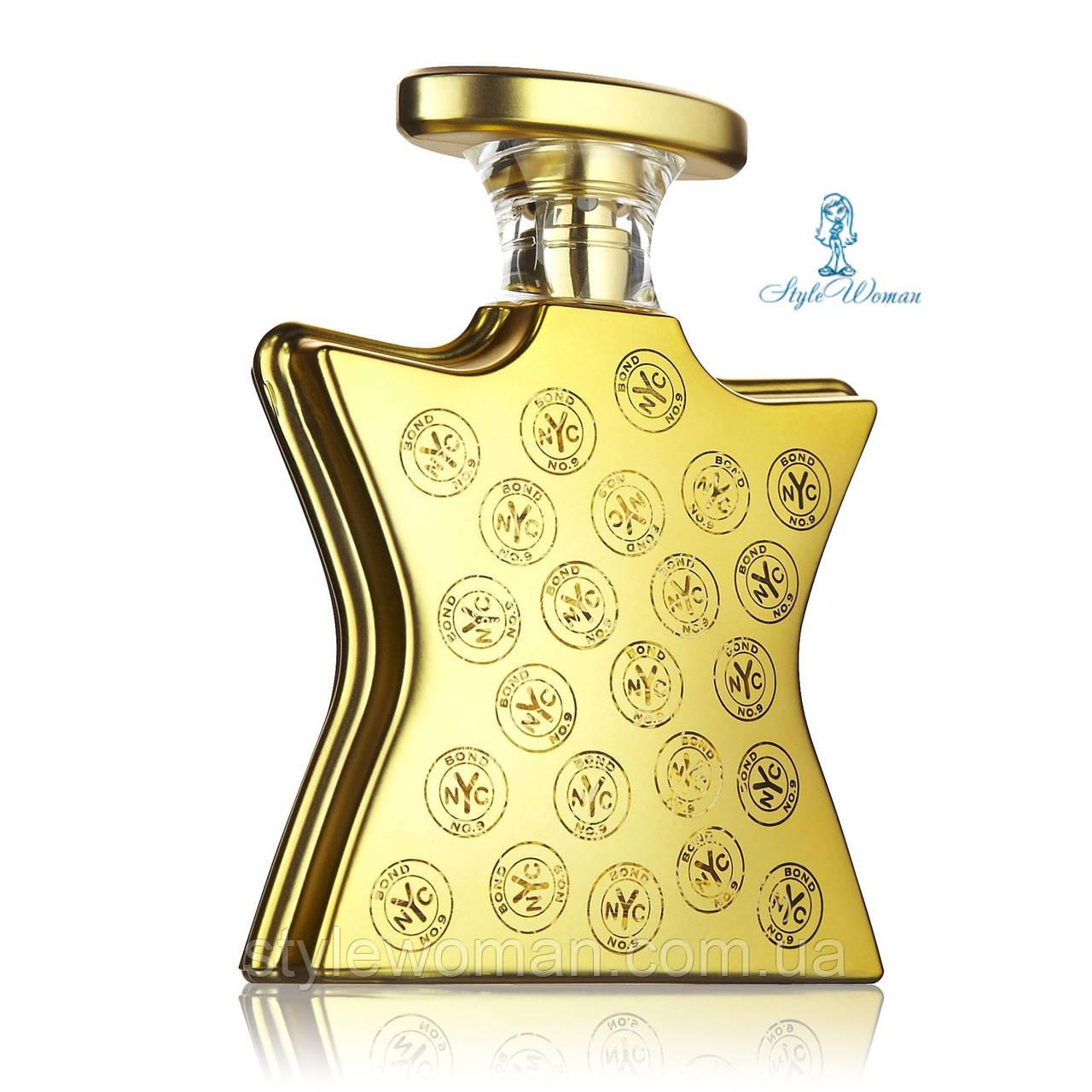 Bond No.9 Parfum New York Бонд №9 Нью Йорк парфюм тестер 100мл золото