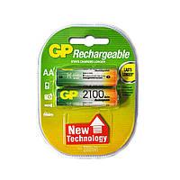 Акумулятори GP AA (HR6) 2100mAh (2шт.)