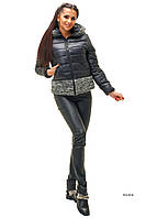 Куртка зимняя короткая 1072 ол