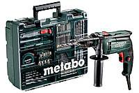 Ударная Дрель METABO SBE 650 SET, 650 ВТ/600671870