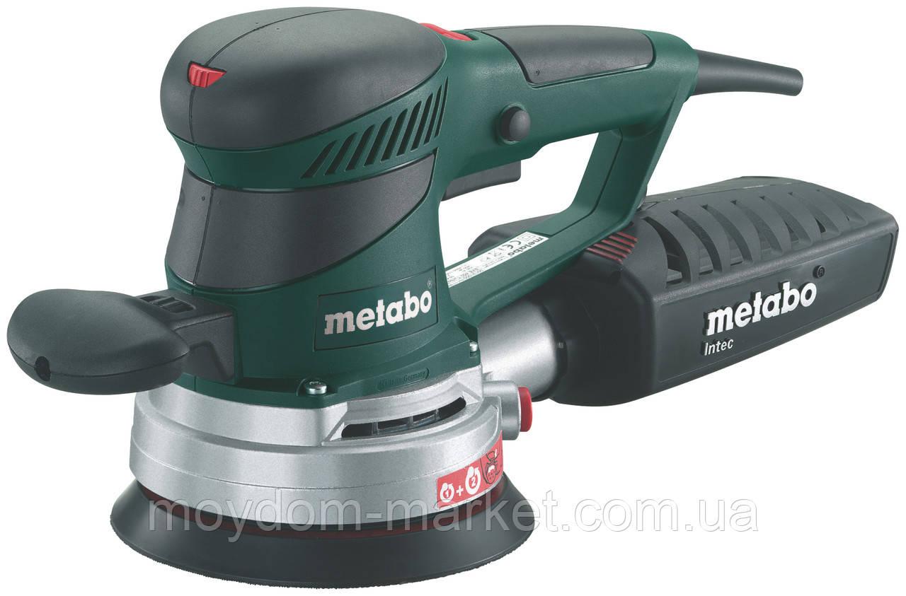 Шліфмаш.ексц. Metabo SXE 450, 150мм 350Вт. кофр. /600129000