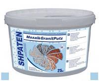 SHPATEN MOZAIK GRANITPUTZ декоративна мозаїчна штукатурка акрилова М315 1,0мм/ 25кг, фото 1