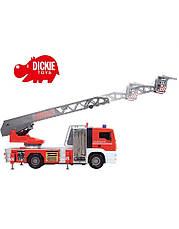 Машина пожарная на дистанционном управлении Dickie 3719000, фото 2