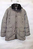 Куртка зимняя мужская Mabrun олива Италия