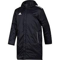 Пуховик Adidas черный (куртка адидас зимняя)
