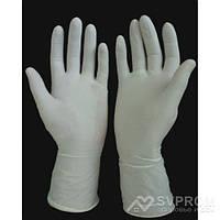 Перчатки хирургические стер., с пудрой текстурированные Safe-Touch Bi-Fold 50 пар, р. 8.5, Медиком, 1133-Е
