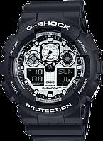 Спортивний годинник Casio G-SHOCK GA100BW-1A