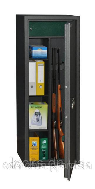 Сейф оружейный Safetronics IVETA 5РМЕ/К5 (Сейфтроникс)