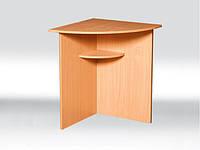 Стол угловой закругленный 600х600х750 мм