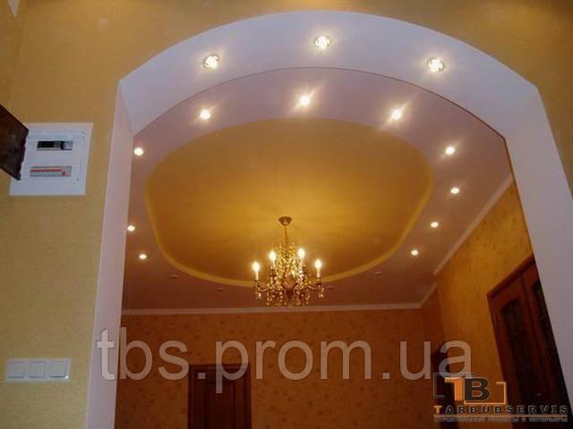 Точечные светильники для подвесных потолков - GROUP-TB.COM.UA в Киеве