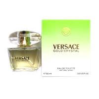 Женская туалетная вода Versace Gold Crystal от Versace (Версаче) для сильной и уверенной в себе женщины AAT