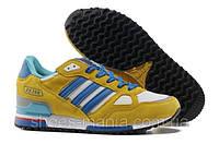 Мужские кроссовки Adidas ZX-750 желтые