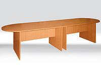 Комплект столов для заседаний 3600х1200х750 мм