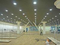 LED Светильники для подвесных потолков грильято, фото 1