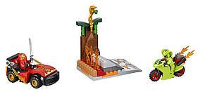 LEGO Juniors Ninjago Схватка со змеями Snake Showdown 10722