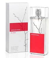 Женская туалетная вода Armand Basi in Red (Арманд Баси Ин Ред)- цветочно-древесный аромат AAT