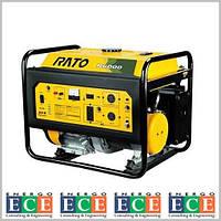 Бензиновый генератор RATO R6000WTE