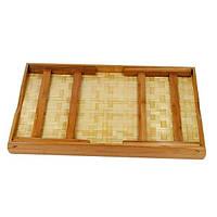 Бамбуковый столик для завтрака KULA , фото 1