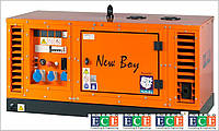 Дизельный генератор Europower EPS123DE New Boy в кожухе