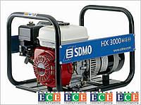 Бензиновый генератор SDMO HX 3000-S