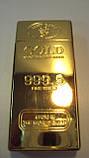 Зажигалка Золотой слиток , фото 2