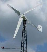Бытовой ветрогенератор WINDELECTRIC WE 4 (4кВт)