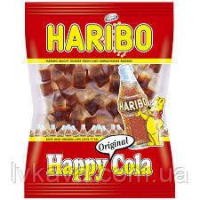 Желейные конфеты Haribo Happy Cola, 200 гр