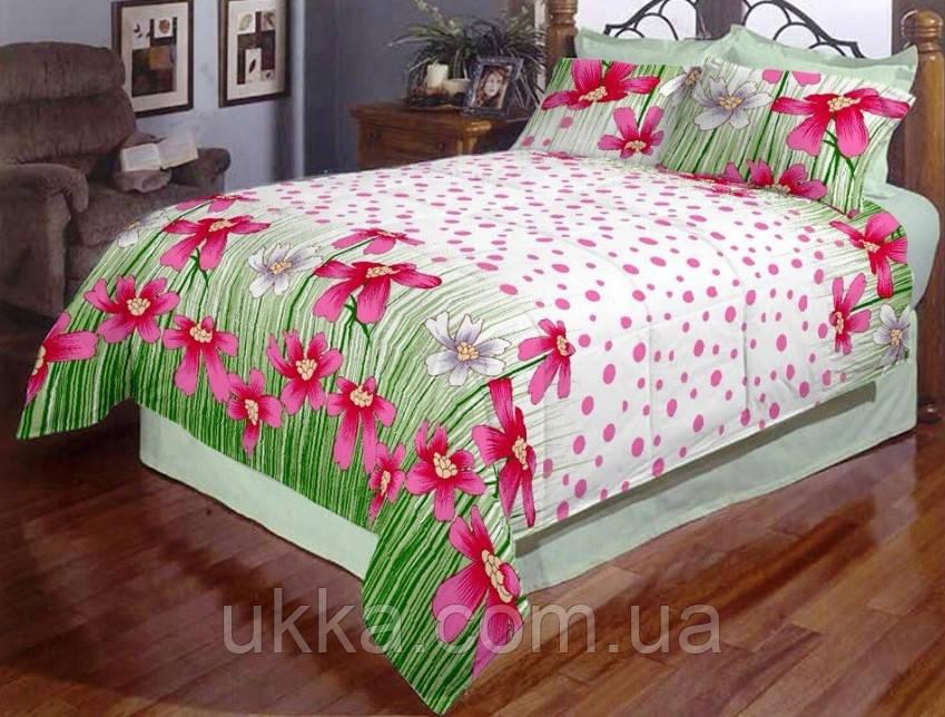 Двухспальное постельное бязь 100% хлопок