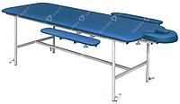 Массажный стол односекционный М-1