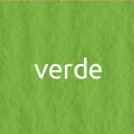 Картон Elle Erre А4 verde 11 (зеленый)