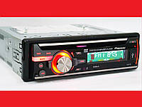 Pioneer DEH-8450UBG Автомагнитола DVD+USB+Sd+MMC съемная панель , фото 1