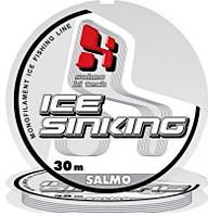 Леска моно зимняя Salmo Hi-tech Ice Sinking 30m