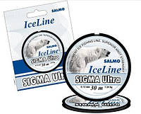 Леска моно зимняя Salmo Sigma Ultra 30m