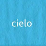 Картон Elle Erre А4 cielo 20 (голубой)
