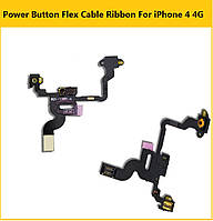 Шлейф iPhone 4 for light sensor and power button
